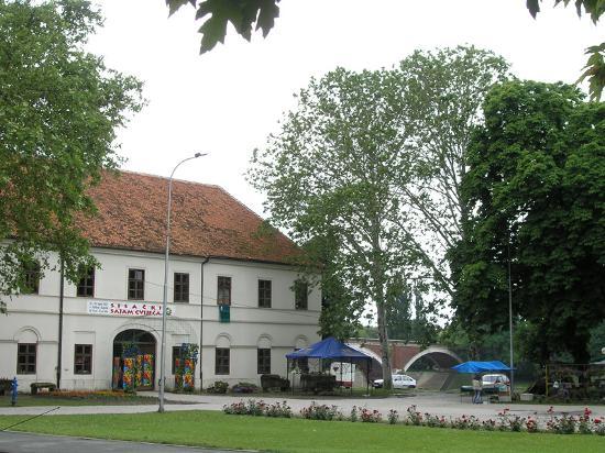 Sisak-Moslavina County, Κροατία: Kaptol