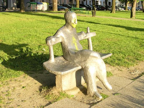 Sisak-Moslavina County, Kroatien: Matos-croatian Poet