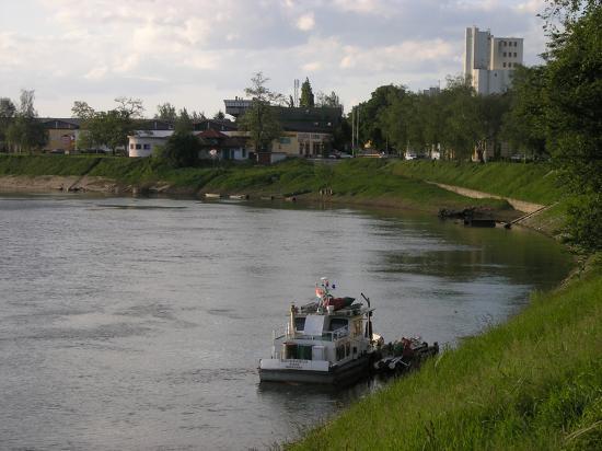 Sisak-Moslavina County, Κροατία: River Boat