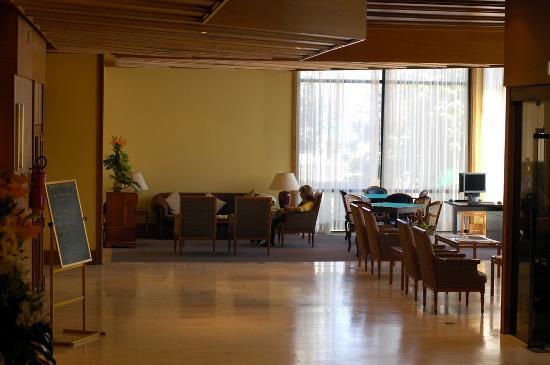 Belver Beta Porto Hotel: Hotel's reception
