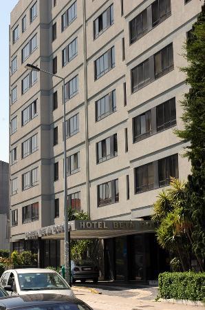 Belver Beta Porto Hotel: Hotel's entrance
