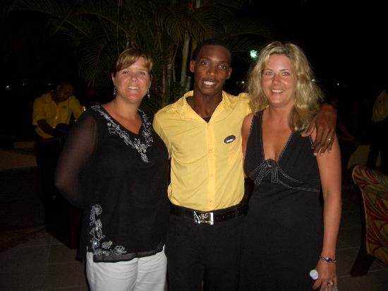Tropical Princess Beach Resort & Spa: Ramon... Princess Activities team member and great guy