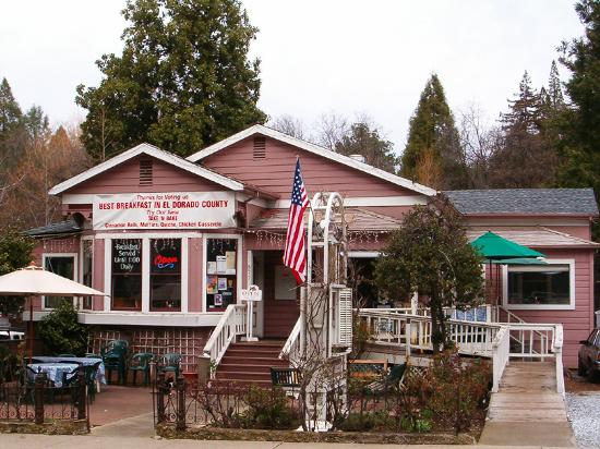 Sweetie Pie's: Sweetie Pies from the front.