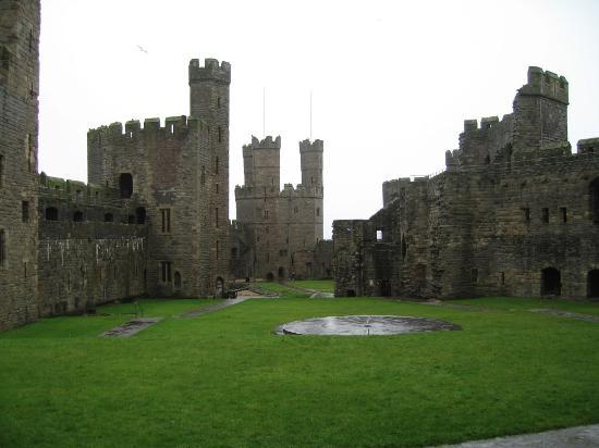Caernarfon Foto
