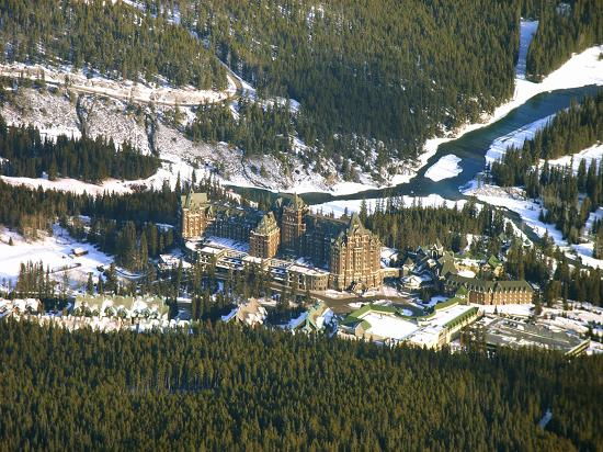 ‪بانف, كندا: Fairmount Banff Springs Hotel‬