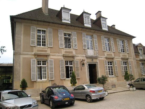 Chateau De Rigny : The main building