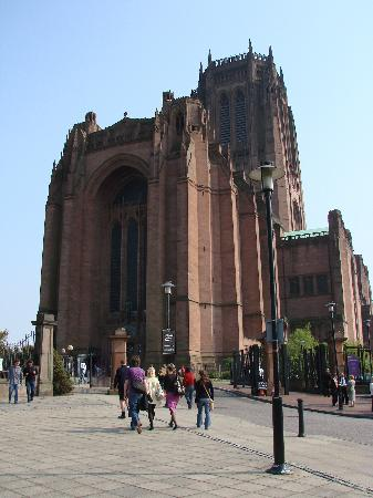 ‪Liverpool Cathedral‬