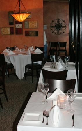 Punch Grill: Interior of restaurant