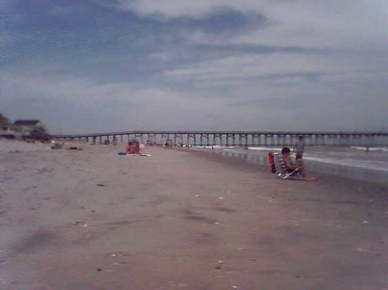 Carolina beach fishing pier picture of carolina beach for Carolina beach fishing