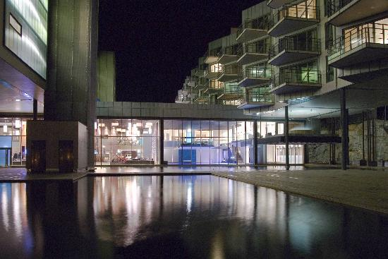 Stromstad Spa & Resort: another one at night