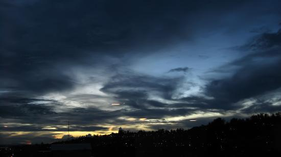 clouds of balikpapan