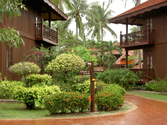 Shuttle - Picture of Meritus Pelangi Beach Resort & Spa, Langkawi ...