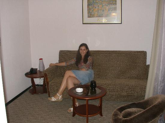 Prestige Hotel : Chambre
