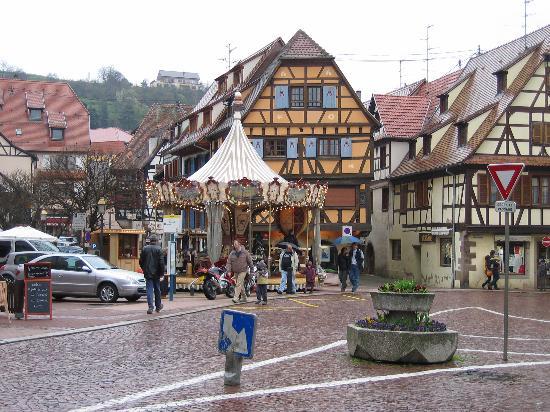 Hotel A La Cour D Alsace Obernai France