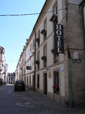 Costa Vella Hotel: Front