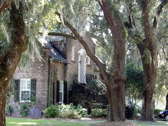 Guest Houses at Mansfield Plantation