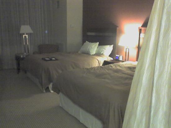 Riverside Casino & Golf Resort: bedroom area
