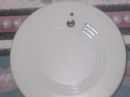 Araamda Inn: Non Working Fire Detector