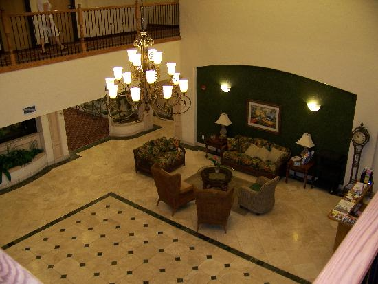 Holiday Inn Express Hotel & Suites- South Padre Island: Lobby