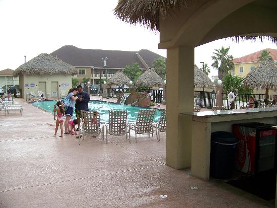 Holiday Inn Express Hotel & Suites- South Padre Island: Pool