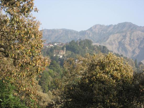 Uttarkhand, Indien: Chakrata Town