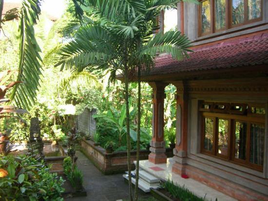 Ubud Terrace Bungalows Foto