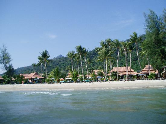 Koh Chang Paradise Resort & Spa : The resort