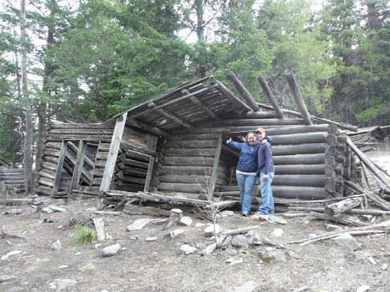 The Resort at Paws Up: secret ghost town hike tour