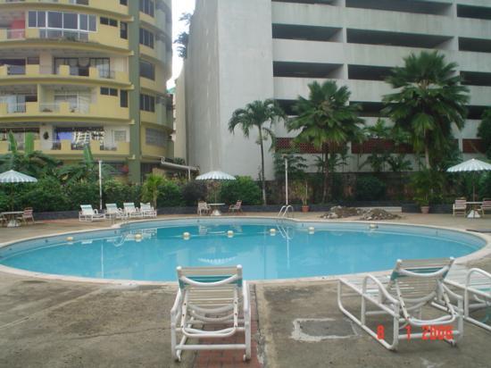 Plaza Paitilla Inn: Piscina