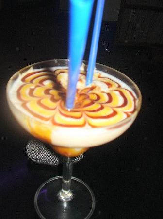 Fiji Hideaway Resort & Spa: one of their fabulous cocktails!