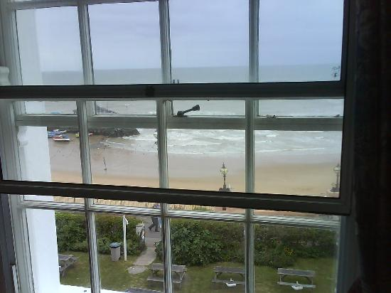 Royal Albion Hotel: Great view from the bedroom