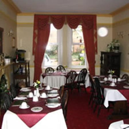 Oaklea Guest House : Dining Room