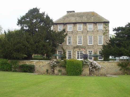 Headlam Hall Hotel Spa & Golf: From the lawn