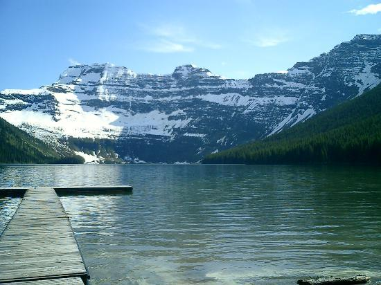 Waterton Lakes National Park Resmi