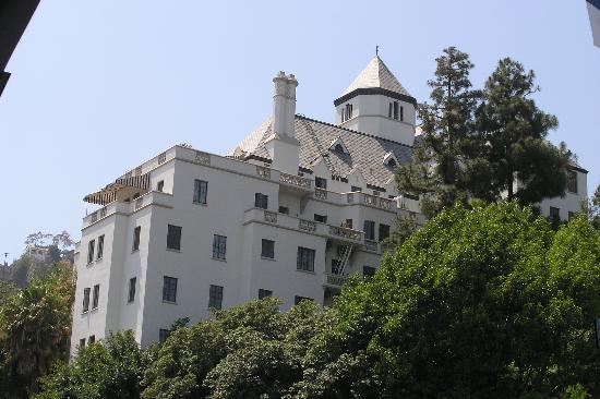 Chateau Marmont: chateau M