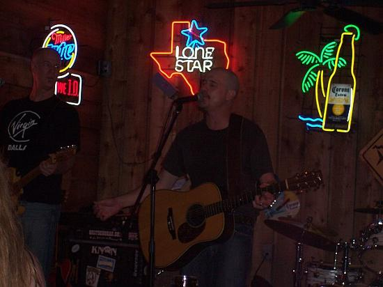 Darryl Lee Rush @ Back Porch Bar