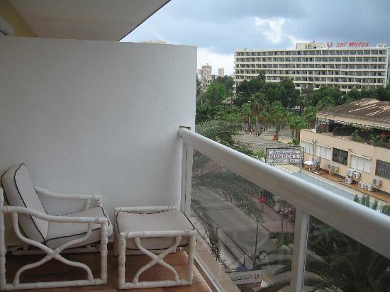 Sol Beach House Mallorca: Balcony
