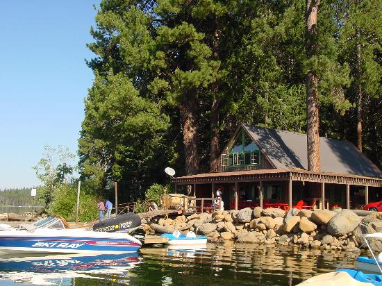 Lake of the Woods Resort: Lake of the Woods Marina and Grill