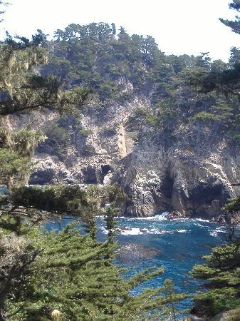 Monterey Peninsula, Californie : Big Sur