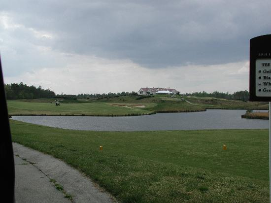 Royal New Kent: #18, I made a satisfying par here