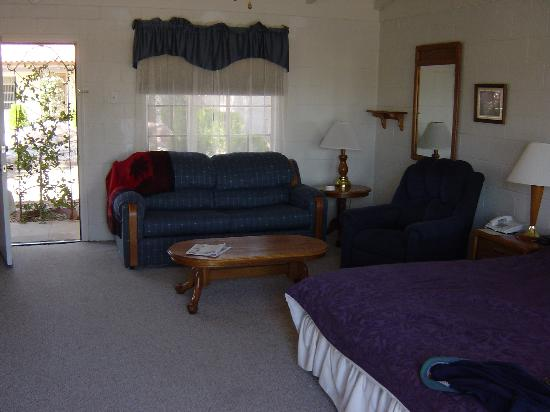 Circle C Lodge: Our  Room