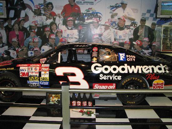 Welcome, NC: 1998 Daytona 500 Winner