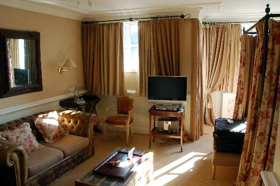 25ad9022a Our Ralph Lauren Junior Suite - Picture of Pand Hotel Small Luxury ...