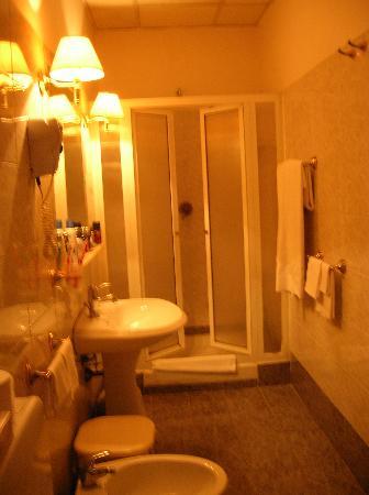 โรงแรมเจเนีย: Baño