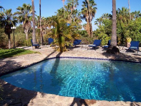 Hacienda Todos Los Santos: pool at the hacienda