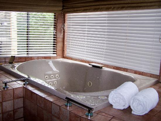 The Lodge At Tiburon: The Huge Jacuzzi Tub!