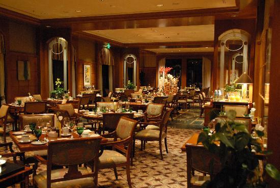 Four Seasons Hotel Prague Restaurant Allegro