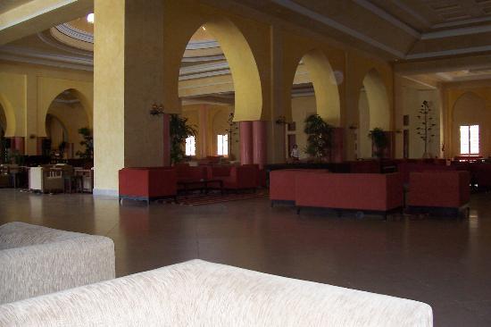 Zita Beach Resort: le hall