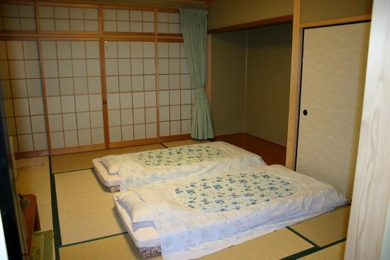 Ryokan Shimizu: La nostra camera