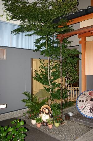 Ryokan Shimizu: L'ingresso